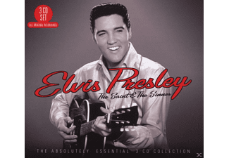 Elvis Presley - The Saint & The Sinner - (CD)