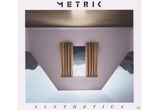 Metric - Synthetica - (CD)