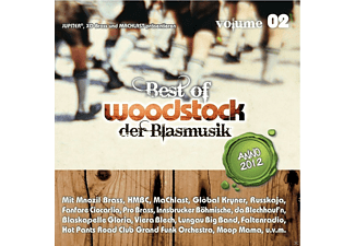 VARIOUS - Woodstock Der Blasmusik Vol.2 - (CD)