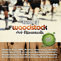 VARIOUS - Woodstock Der Blasmusik Vol.2 [CD]