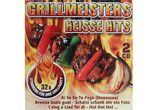 VARIOUS - Grillmeisters Heisse Hits - (CD)