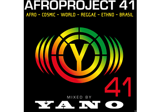 Dj Yano - Afro Project Vol.41 - (CD)