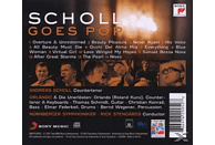 Andreas Scholl, Nürnberger Symphoniker - Andreas Scholl Goes Pop [CD]