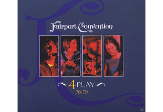 Farport Convention - 4 Play (1976-1979) - (CD)