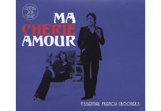 VARIOUS - Ma Cherie Amour-Essential French Crooners [CD]