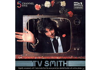 T.V. Smith - Channel Five - (CD)