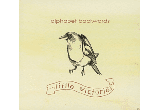 Alphabet Backwards - Little Victories - (CD)