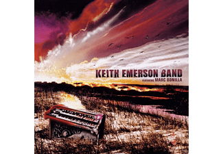 Keith Emerson, Marc Bonilla, Travis Davis - Keith Emerson Band & Moscow - (CD + Bonus-CD)