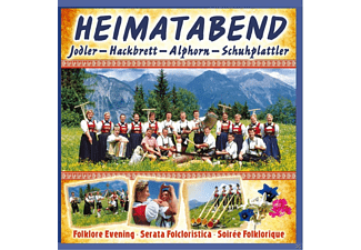VARIOUS - Heimatabend - (CD)