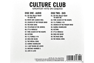 Culture Club - Sight & Sound [CD + DVD Video]