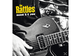 The Rattles - Need 2 C You - (CD)