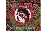 Carlos Santana - Jingo Goes To Wooodstock [CD]
