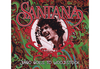 Carlos Santana - Jingo Goes To Wooodstock - (CD)