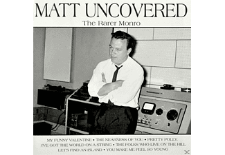 Matt Monro - Matt Uncovered-The Rarer Mon [CD]