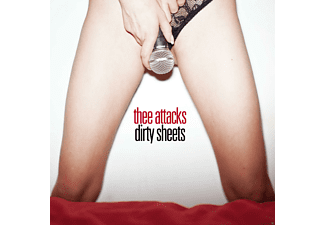 Thee Attacks - Dirty Sheets - (CD)