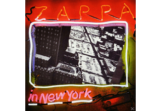 Frank Zappa - Zappa In New York - (CD)