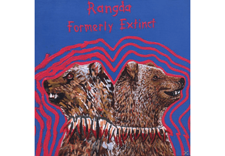 Rangda - Formerly Extinct - (CD)