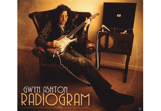 Gwyn Ashton - Radiogram - (CD)