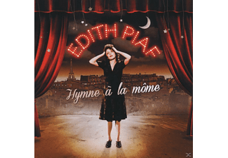 Edith Piaf - Hymne A La Mome - (CD)