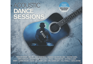 VARIOUS - Acoustic Dance Sessions - (CD)