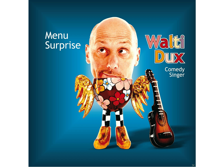 Walti Dux - Menu Surprise [CD]