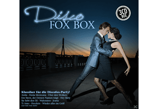 VARIOUS - Disco Fox 3 Cd Box - (CD)