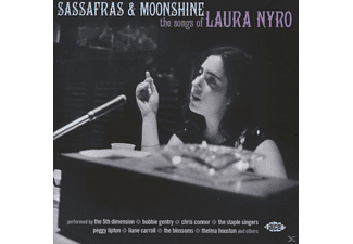 VARIOUS - Sassafras & Moonshine - The Songs Of Laura Nyro [CD]