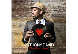 Anthony David - Love Out Loud - (CD)