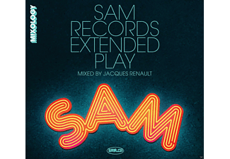 VARIOUS - Mixology: Sam Records Extended Play - (CD)