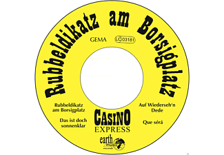 Casino Express - Rubbeldikatz Am Borsigplatz - (CD)