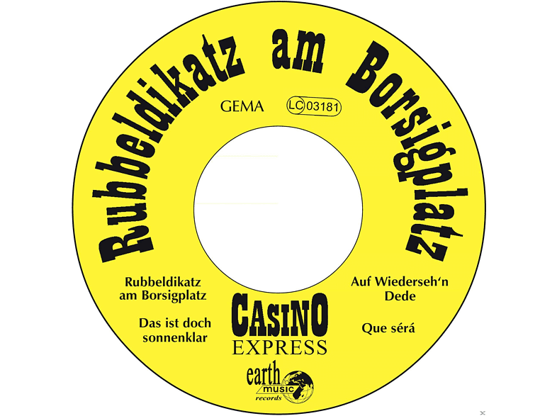 Casino Express - Rubbeldikatz Am Borsigplatz [CD]