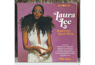 Laura Lee - Supreme Soul Diva - (CD)