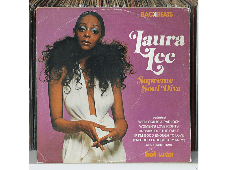 Laura Lee - Supreme Soul Diva [CD]