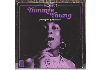 Tommie Young - Shreveport Soulstress - (CD)