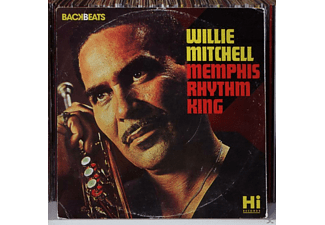 Willie Mitchell - Memphis Rhythm King - (CD)