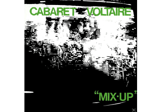 Cabaret Voltaire - Mix Up - (CD)