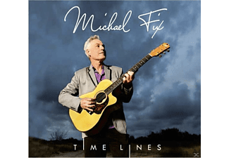Michael Fix - Time Lines - (CD)
