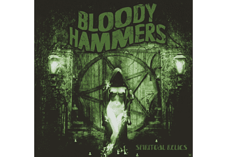 Bloody Hammers - Spiritual Relics - (CD)