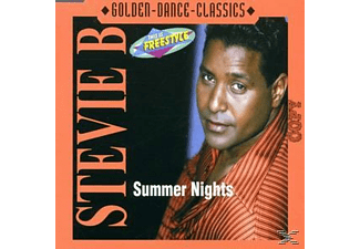 Stevie B - Summer Nights [Maxi Single CD]