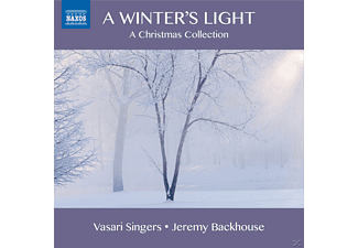 Jeremy Backhouse, The Vasari Singers, Martin Ford, VARIOUS - A Winter's Light [CD]