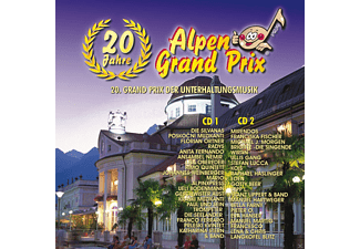 VARIOUS - Alpen Grand Prix 2012 - (CD)