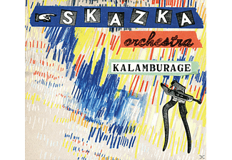 Skazka Orchestra - Kalamburage - (CD)
