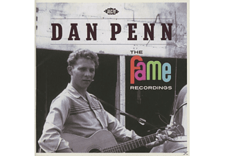 Dan Penn - The Fame Recordings - (CD)