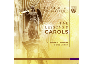 Choir Of Kings College Cambridge - Nine Lessons & Carols - (CD)