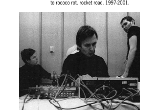 To Rococo Rot - Rocket Road - (CD)