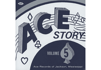 VARIOUS - Ace Story Vol.5 - (CD)