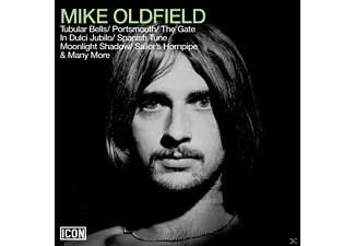 Mike Oldfield - Icon - (CD)