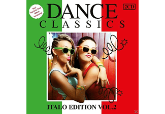 VARIOUS - Dance Classics Italo Edition Vol.2 [CD]