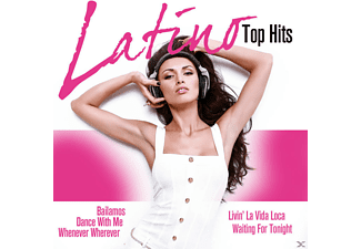 VARIOUS - Latino Top Hits - (CD)