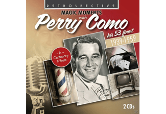 Perry Como - Magic Moments With Perry Como - (CD)